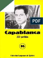 16 - Campeones de Ajedrez - Capablanca.pdf