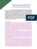Propiedades de flujo de soluciones acuosas de caseinomacropéptido