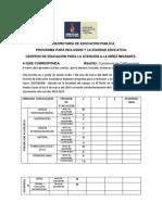 Constancias de Calificaciones a.c.