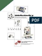 Little Machine Shop Catalog