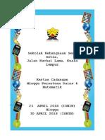 Kertas Kerja Minggu Sn Unit Koko - Copy