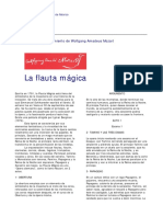 Brebe Reseña de La Flauta Maguica