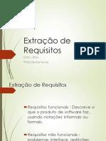 Slide Análise de Requisitos