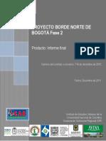 Informe Final Borde Norte Fase2-IEU-2011