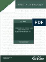 [Teorías criminológicas] Armas y Herrera_Dimensiones espaciales del crimen en Lima Metropolitana.pdf