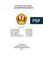Kelompok 6_Stress and Physical Health
