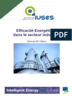 Efficacité Energétique dans le secteur industriel-Manuel de l'élève.pdf