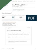 Test Tema 6_ Fundamentos de Las Técnicas de Mejora de Las Condiciones de Trabajo y Ámbito Jurídico de La Prevención
