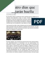 Debtates Que Dejarán Huella