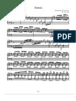 Scarlatti Sonata 24