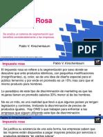 Impuesto Rosa
