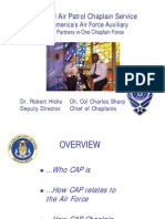 CAP Chaplain Service Guide (2009)