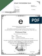 Undangan Haji Edit