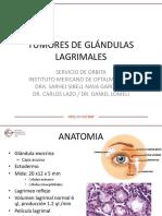 Tumores de Las Glandulas Lagrimales