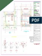 14.1 Caseta de Valvulas Para Reservorios 70m3 - Estructura 01-ES-01