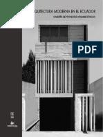 SR-LIB- (2010) - Miradas a la Arq Moderna Ecuador-TOMO2 pdf.pdf
