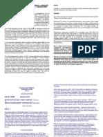 Rule 86 - Metropolitan Bank & Trust Company vs. Absolute Management Corporation