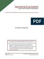 1- Crude Oil Properties