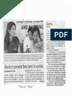 Manila Standard, Mar. 6, 2019, Gloria to present best in sorties.pdf