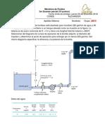 Problemas de mecánica de fluidos