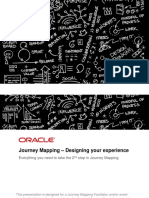 CX Journey Mapping Design Session Instructional Deck