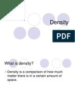 Chapter 1 Density (1)
