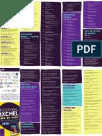 Festival Ixchel Programa