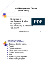 Manajemen PerencanaanS1