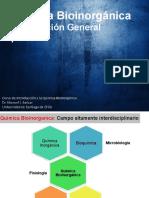 0 1 Bioinorg Intro Gral 1 Bioq