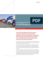 WP Leveraging IoT Revolution in Fleet Management