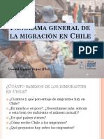 1 Daniel Egaña - Panorama General Migración en Chile