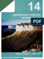 14- DEPÓSITOS E ROCHAS SEDIMENTARES