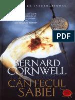 Bernard Cornwell - Cantecul Sabiei