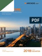 QuarterlyConstructionCostReviewQ32018 Singapore