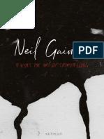 Neil Gaiman Masterclass 01