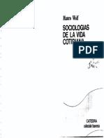WOLF - Sociologías de la vida cotidiana.pdf