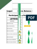 Mapa de Riesgos -  Nueva Balanza Para Camiones