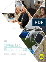 Living Lab Project Award 2018