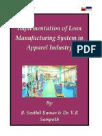 Implementation Lean in RMG