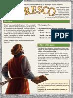 Fresco Board Game Rules English