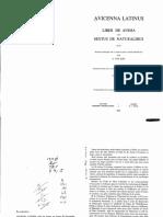 Van Riet (Simone) - Avicenna Latinus. Liber de anima seu sextus de naturalibus IV-V-Éditions orientalistes_Brill (1968).pdf