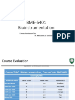 BME 6401 L# 01 Principles, Applications and Design of Bioinstrumentation