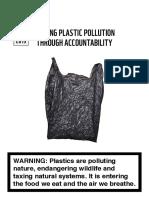 2019 WWF Plastikreport
