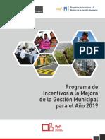 Brochure PI 2019