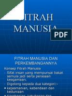 FITRAH-MANUSIA