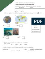 Ficha de HGP - Representação da Terra e Geografia da PI (adaptada).doc