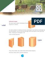 Maths Solids Dig