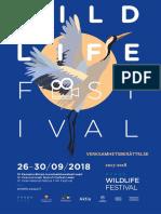 Vaasa Wildlife Festival 2017-2018 Slutraport SVE