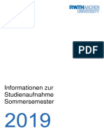 RWTH+Info+Studienaufnahme+SoSe+2019