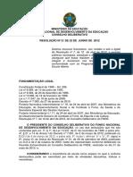 RESOLUCAO FNDE 21 E ORIENTAÇÕES.PDF